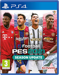 eFootball PES 2021 Season Update (PlayStation 4 - novo)